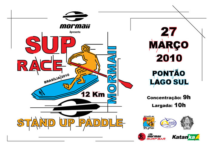 mormaii sup race brasilia travessia