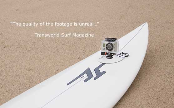 stand up paddle supsurf camera